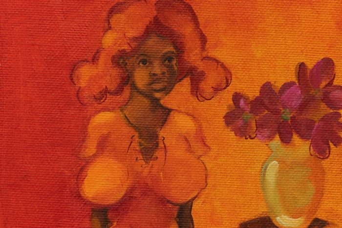 Somaya Critchlow: (Nothing But) Flowers