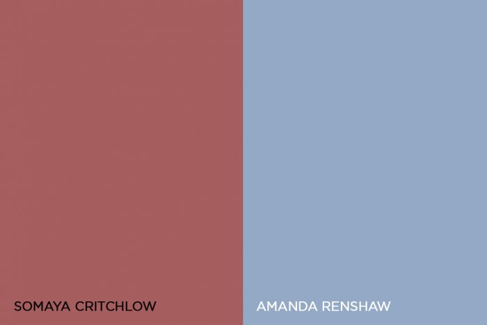Somaya Critchlow and Amanda Renshaw