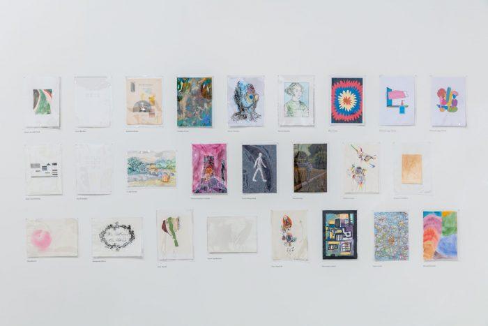 Somaya Critchlow: Drawing Biennial 2021