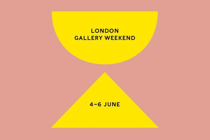London Gallery Weekend