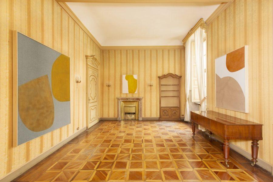 Installation View, Magda Skupinska, DAMA, Turin, 2016© Magda Skupinska, image courtesy of Maximillian William