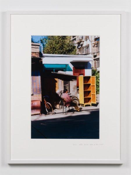 Coco Capitán, Sun & Colour Variations, c. 2012, C-type print, 17.7 x 11.8in. (45 x 30cm.)© Coco Capitán, image courtesy of Maximillian William