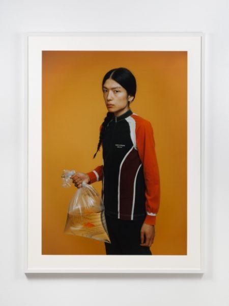 Coco Capitán, Taka & Kodak, c. 2012, C-type print, 55.1 x 39.3in. (140 x 100cm.)© Coco Capitán, image courtesy of Maximillian William