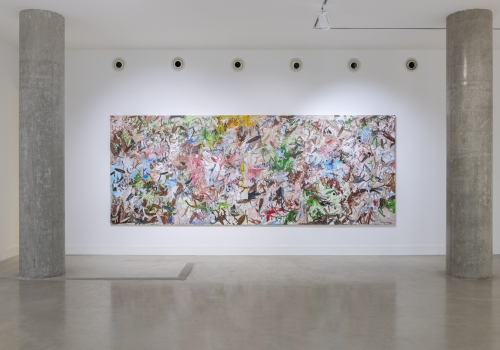 Installation view: NEMESIS, Maximillian William, London© Reginald Sylvester II, image courtesy of Maximillian William, photography courtesy of Damian Griffiths