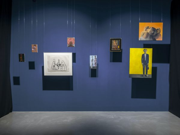 Installation view: Role Play, Maximillian William, London© the artists, image courtesy of Maximillian William, photography courtesy of Damian Griffiths