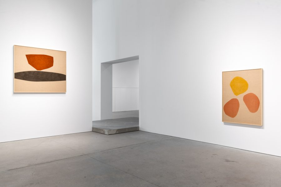 Installation View:  Magda Skupinska, Surface Issues, Leila Heller Gallery, Dubai© the respective artists, image courtesy of Leila Heller Gallery, Dubai