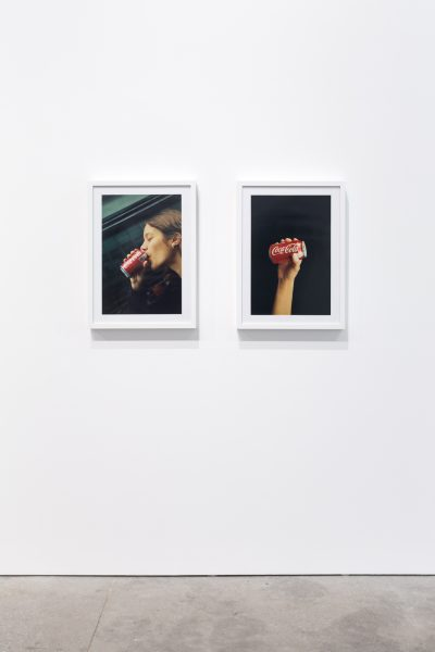 Installation View: Coco Capitán, Surface Issues, Leila Heller Gallery, Dubai© the respective artists, image courtesy of Leila Heller Gallery, Dubai