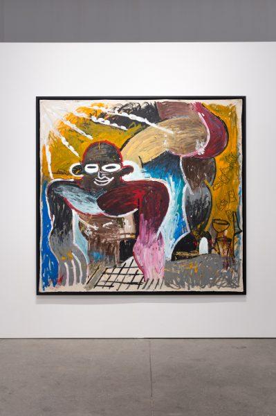 Installation View: Reginald Sylvester II, Surface Issues, Leila Heller Gallery, Dubai© the respective artists, image courtesy of Leila Heller Gallery, Dubai
