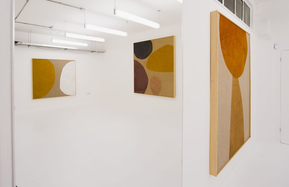 Installation View, Magda Skupinska, Elements of Silence, London© Magda Skupinska, image courtesy of Maximillian William
